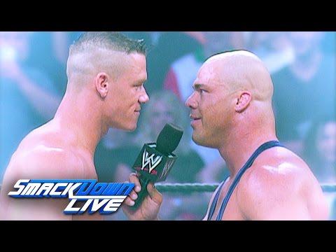 كيرت انجل: جون سينا هو الأفضل في تاريخ WWE بلا منازع!