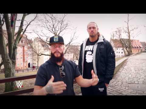 إنزو أموري وبيغ كاس يستغلان وقتهما بصورة مثالية في ألمانيا (فيديو)