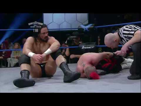 درو ماكنتير يُعلن مغادرته رسميا من اتحاد TNA فهل يعود إلى WWE؟