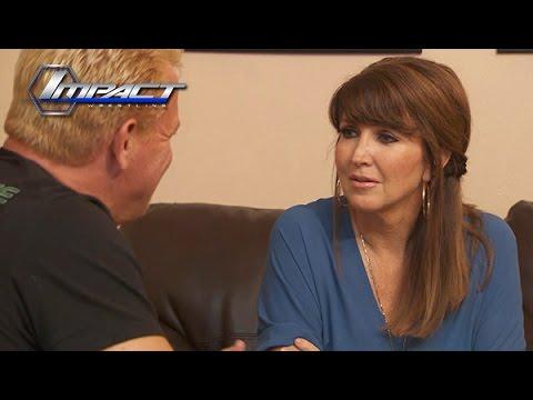 تفاصيل جديدة حول مستقبل السيدة ديكسي كارتر وجيف جاريت مع TNA
