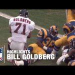 هل يشتاق جولدبيرغ للعب كرة القدم الأمريكية مجددا؟
