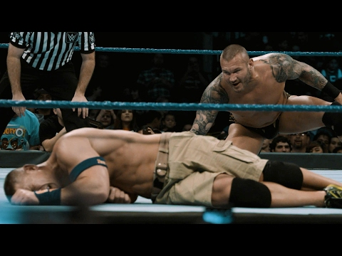 مواجهة نارية في سماكداون القادم، RKO مذهلة بالتصوير البطيء