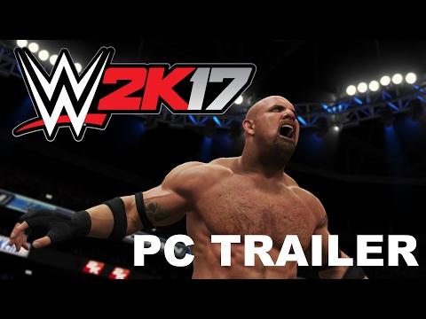 رسميا لعبة WWE 2K17 على اجهزة الحاسوب، برون سترومان يتوعد