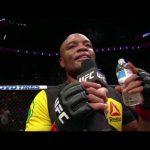 بطلة جديدة تتوّج لأول مرة في تاريخ UFC، أسطورة ينهار بالبكاء بعد تحقيقه الفوز