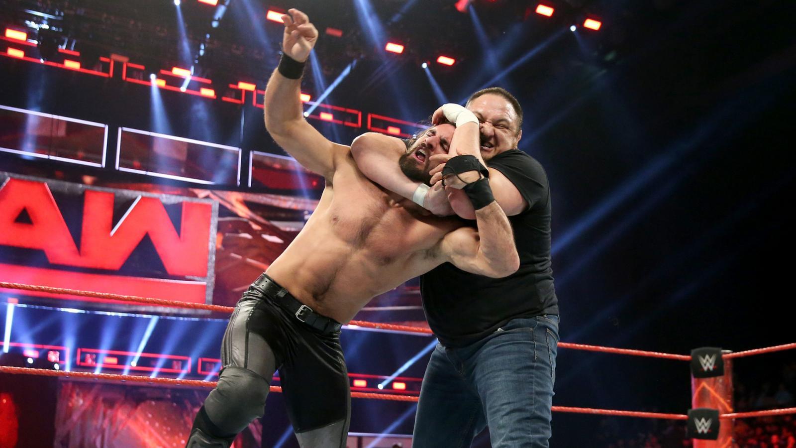 اجتماع طارئ للمسؤولين في WWE بعد إصابة سيث رولينز لبحث الخطط البديلة!