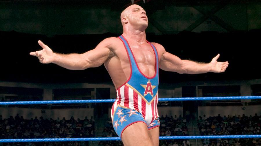 كيرت أنجل: لولا ريك فلير لذهبت الى WCWبدلا عن WWE