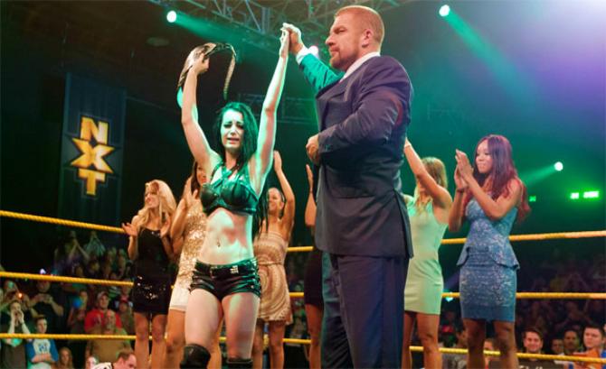 تربل اتش يتحدث عن ثورة السيدات وتأثيرها على WWE
