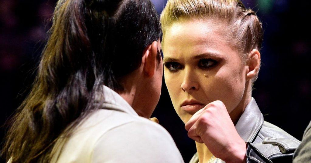 بطلة الفنون القتالية أماندا نونيس تعتذر لروندا روزي