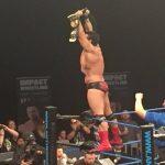تسريبات جديدة مثيرة حول فوز ألبرتو دلريو بلقب بطولة العالم في إمباكت (TNA)