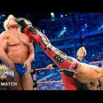 WWE تستذكر نزال الوداع لريك فلير امام شون مايكلز (فيديو)، جون سينا في التلفاز