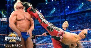 WWE تستذكر نزال الوداع لريك فلير امام شون مايكلز (فيديو)، جون سينا في التلفاز كل الأخبار يوتيوب المصارعة الحرة  شون مايكلز ريك فلير جون سبنا أخبار المصارعة الحرة 2017