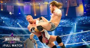 WWE تستذكر مواجهة دانيال براين وتربل اتش براسلمينيا (فيديو)، عيد ميلاد ستينغ كل الأخبار يوتيوب المصارعة الحرة  ستينغ دانيال براين تربل اتش الراسلمانيا 30 أخبار المصارعة الحرة 2017