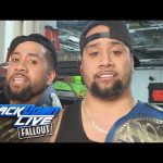 الاخوين أوسو يعلقان على فوزهما بحزام الزوجي في سماك داون (فيديو)
