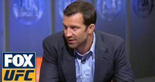 بطل UFC سابق يتعرّض لانتقادات كثيرة بسبب WWE! كل الأخبار  أخبار UFC 2017 أخبار UFC