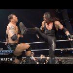 WWE تستذكر المواجهة الأسطورية بين باتيستا وأندرتيكر في الرسلمينيا 23 (فيديو كامل)