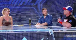 رينيه يونغ ودانيال براين يستعيدان مكانهما على شبكة WWE كل الأخبار  رينيه يونغ دانيال براين 2017 دانيال براين أخبار المصارعة الحرة 2017 أخبار المصارعة 2017