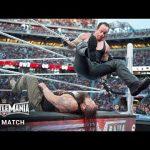 WWE تستذكر المواجهة النارية بين أندرتيكر وبراي وايت في الريسلمانيا 31 (فيديو كامل)