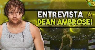 دين أمبروز يكشف عن رأيه حول المنافسة بين عرضي سماك داون والرو كل الأخبار  دين أمبروز أخبار المصارعة الحرة 2017