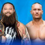 الرسلمينيا33: أحداث ونتيجة مواجهة براي وايت وراندي أورتن على لقب WWE