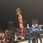 البيرتو ديل ريو يفوز بحزام TNA في أول ظهور له