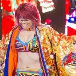النجمة أسكا تجبر على التخلي عن حزام بطولة NXT للسيدات
