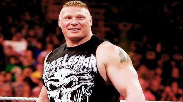 بروك ليسنر – Brock Lesnar