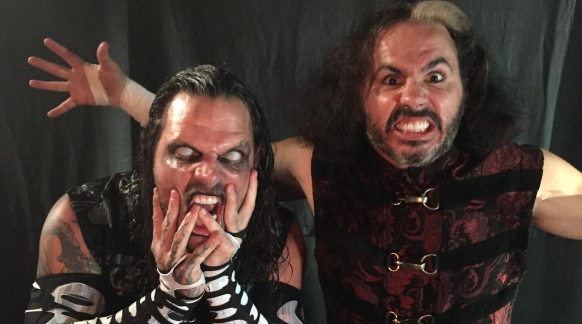 حصري: هل تخلت ادارة WWE عن شخصية المحطم لمات هاردي