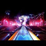 فريق نيوداي يكشفون عن التجهيزات النهائية لملعب ريسلمانيا 33