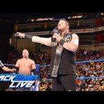 الكشف عن هوية خصم كيفين أوينز في سماك داون، نجم WWE السابق ينضم الى حلبة الشرف