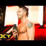 اصابة قوية في عرض NXT تاي ديلنجر يودع الجماهير