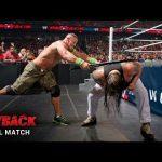 قناة WWE تستذكر المواجهة العنيفة بين جون سينا وبراي وايت فى بايباك، باتيستا على غلاف مجلة شهرية
