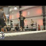 اتحاد WWE يستكشف المواهب العربية في مدينة دبي