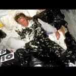 اعنف النزالات والضربات على حاويات القمامة (فيديو)