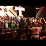 وداع مميز وكبير للنجم الياباني شينسكي نكامورا في NXT