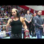 مات هاردي يعود لشخصيته المفضلة ويشكر اتحاد WWE