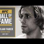 الكشف عن أول المنضمين لقاعة مشاهير UFC لعام 2017
