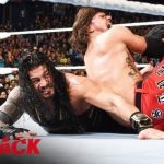 قناة WWE تستذكر المواجهة النارية بين رومان رينز واى جى ستايلز فى عرض بايباك 2016 (فيديو)