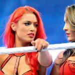 المزيد حول استغناء WWE عن النجمة ايفا ماري