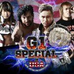 الاتحاد الياباني NJPW ينطلق بقوة كبيرة في الولايات المتحدة