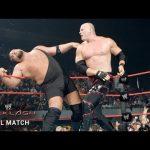 قناة WWE تستذكر نزال بيغ شو وكين فى باكلاش 2006 (فيديو)
