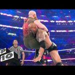 هل تعرف ما هي أسرع مواجهات في تاريخ WWE؟