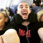 """14 ساعة سفر لم تمنع نجوم WWE لزيارة المعالم التاريخية بأوروبا """"صور"""""""
