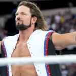 ستايلز يثني على جماهير بريطانيا ويتحدث عن ابتعاده عن المنافسة على لقب WWE