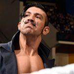 نجم WWE السابق يظهر في اتحاد حلبة الشرف