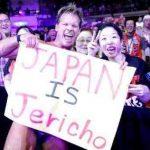 تحديث مواجهات النجم كريس جيريكو في اليابان، الاعلان عن مشاركة بطلة NXT آسكا