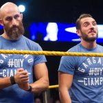 انفصال محتمل لفريق زوجي كبير في عرض NXT TAKEOVER