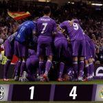 ريال مدريد يسحق يوفنتوس برباعية ويحتفظ بلقب دوري ابطال اوروبا