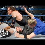 نجوم هاجموا آبائهم فوق حلبات المصارعة في WWE (فيديو)