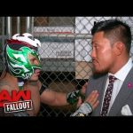 كاليستو يحاول إنقاذ نجم ياباني، WWE تستمر بالتمويه حول مهاجمي كاس وأموري