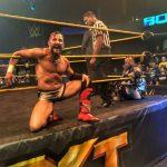 نجم اتحاد حلبة الشرف ينطلق رسميا في عروض NXT
